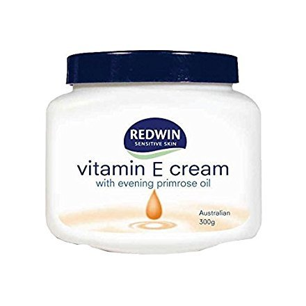 Redwin Cream with Vitamin E 300g with evening primrose oil product of Australia (Best Vitamin Brand Australia)