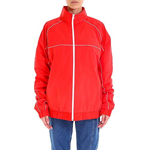 Donna Outerwear Poliammide Giacca Y project Parka1f08 Rosso tAwfUFq