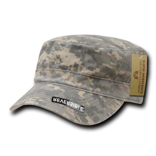 (Rapiddominance Reversible Flat Top Cap, Universal Digital)