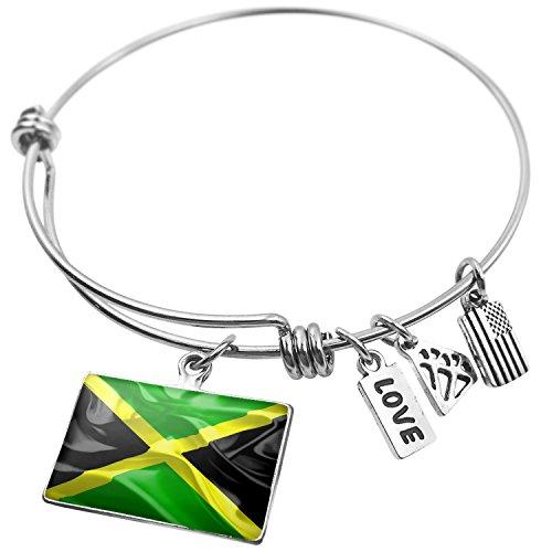 Jamaica Black Bracelet - 7