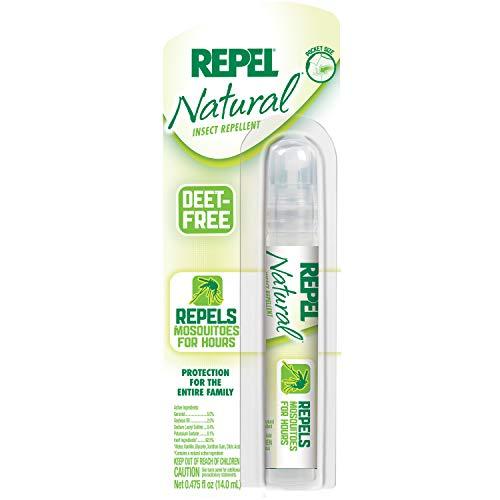 Repel Natural Insect Repellent Pen Sized Pump, HG-94114, 0.475-fl oz