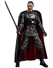 Star Wars The Black Series Moff Gideon Toy 15-cm-scale The Mandalorian Collectible Figure, Toys for Children Aged 4 and Up