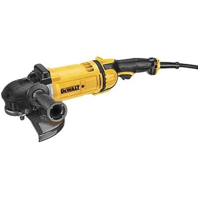 DEWALT DWE4559CN 9-Inch 6,500 Rpm 4.7 HP Grinder, Cover