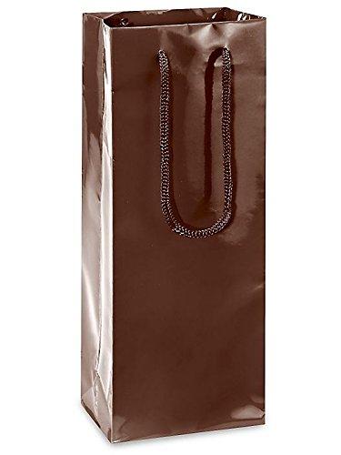 - Brilliant Bag Co - 10 pack - High Gloss Wine Bags - 5