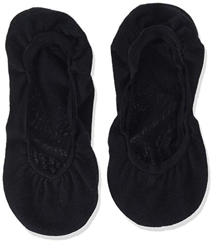 Low Dim 127 lotto Salvapiés 2 Back negro Socks Women Black Mocasines And Invisifit qrrw7Zt