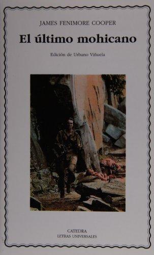 Descargar Libro El último Mohicano James Fenimore Cooper