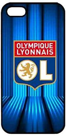 Ol Olympique Lyonnais Coque Apple iPhone SE/5/5S,Lyon Fc Logo ...