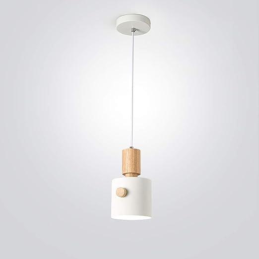 Lámpara de techo de Nordic Loft con luces LED, E27, moderna ...