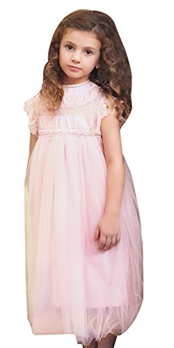 Trish Scully Child ALLESSANDRA Dress Pink (Heirloom Dresses For Girls)
