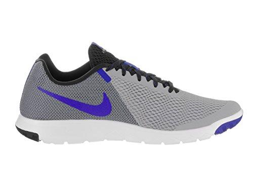 Scarpa da running Nike Uomo Flex Experience RN 4 (grigio blu nero bianco), 11,5 D (M) US