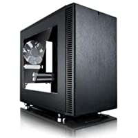 Fractal Design Define Nano S Mini-ITX Mini Tower Computer Case Chassis (Black)