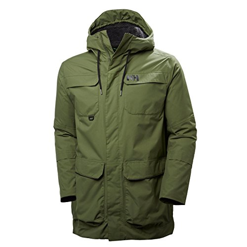 Helly Hansen Galway Parka, Ivy Green, XX-Large by Helly Hansen (Image #1)