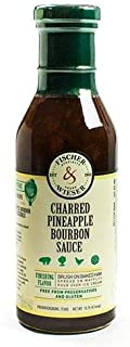 product image for Fischer & Wieser Sauce 12.5oz-15.75oz Bottle (Pack of 3) Select Flavor Below (Charred Pineapple Bourbon Sauce 15.75)