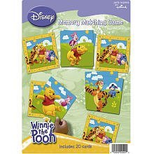 Pooh Game Memory (Winnie the Pooh Memory Game by Factory Card and Party Outlet)