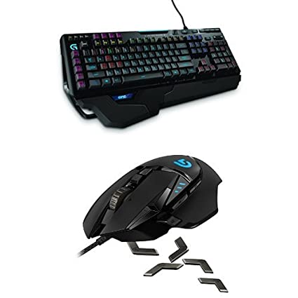 b9f5c66bb43 Logitech G910 Orion Spark RGB Mechanical Gaming Keyboard + Logitech G502  Proteus Spectrum RGB Tunable Gaming Mouse Bundle: Amazon.ca: Computers &  Tablets