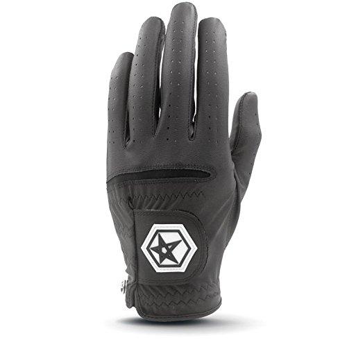 Buy asher men's chuck left hand glove, black, x-large