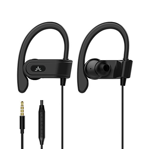 Avantree Headphones Microphone Running Earphones product image