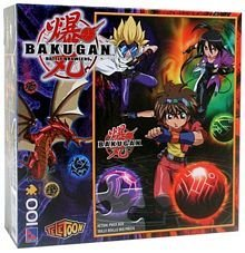 (Bakugan Battle Brawlers 100 Piece Puzzle - 'Brawlers )
