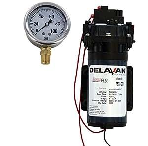 Amazon.com: Delavan 7802-201 PowerFlo 12V Demand Diaphragm