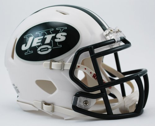 Riddell Revolution Mini Helmet (Riddell Revolution Speed Mini Helmet - New York Jets)