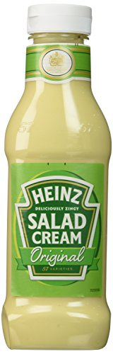 Heinz Cream (Heinz Salad Cream 15 OZ (Pack of 3))