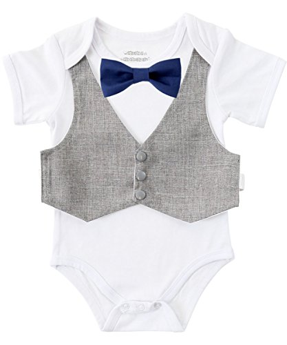 noahs-boytique-baby-boys-vest-and-bow-tie-outfit-baby-suit-coming-home-outfit-grey-and-navy-blue-0-3