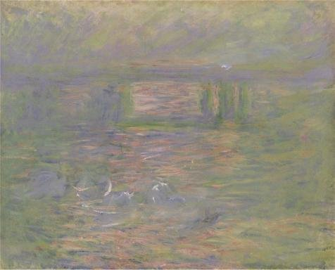 ['Charing Cross Bridge 1899-1901 By Claude Monet' Oil Painting, 16x20 Inch / 41x50 Cm ,printed On Perfect Effect Canvas ,this High Quality Art Decorative Prints On Canvas Is Perfectly Suitalbe For Foyer Decor And Home Artwork And] (Minion Halloween Costume Vine)