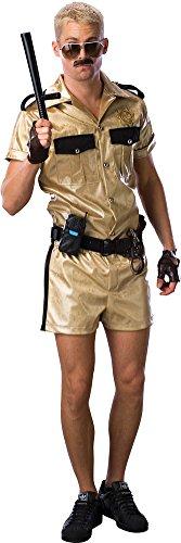 Reno 911 Lt Dangle Deluxe Adult Halloween Costume
