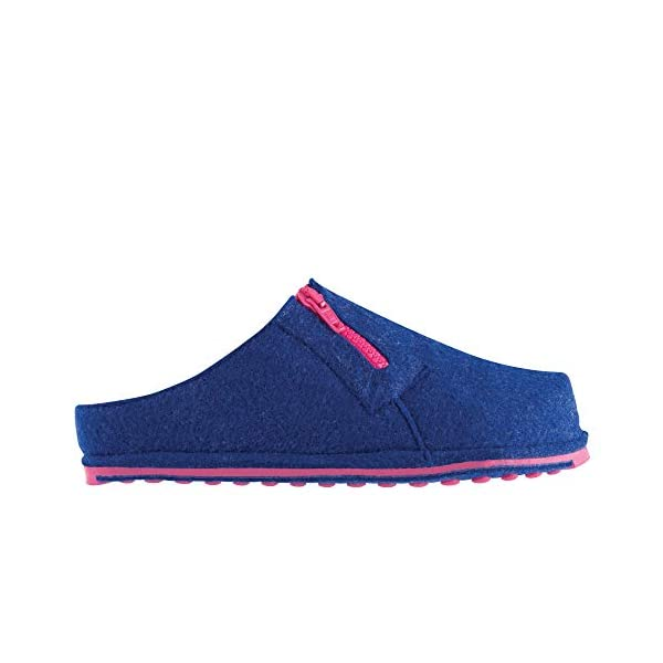 Scholl Spikey3 Royal Blue, Sabot Donna