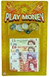 Peterkin Sterling Toy Play Money Set