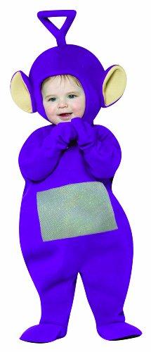 Rasta Imposta Teletubbies Tinky Winky, Purple, 12-24 Months -