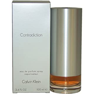Contradiction by Calvin Klein for Men, Eau De Toilette Spray, 3.4