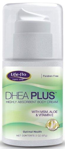 Life Flo Dhea Plus Cream 2 oz ( Multi-Pack)