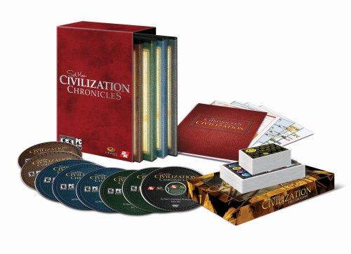 Sid Meier's Civilization Chronicles (輸入版) B000IU1PQA