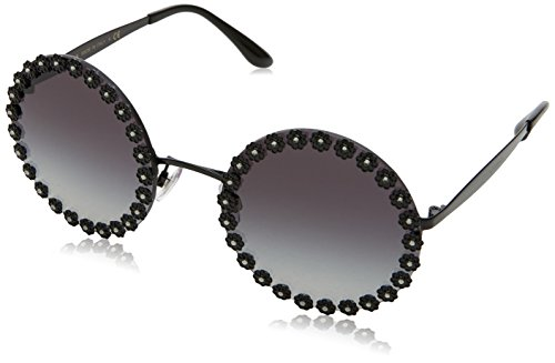 Dolce & Gabbana Sonnenbrille (DG2173B) Black