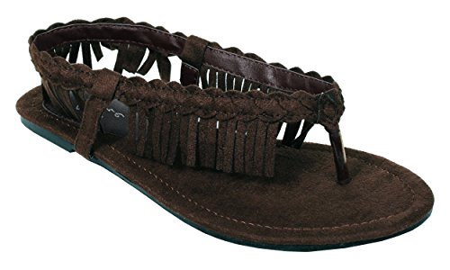 015-APACHE Costume Shoes, Brown, (Pocahontas Costume Shoes)