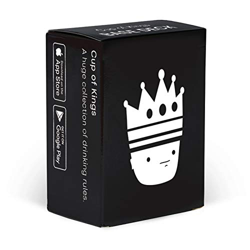 Cup of Kings - Kings Cup Drinking Game - Base Deck