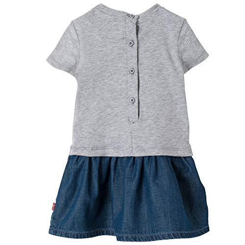 Kids 22 Bébé China Robe Gris Levi's Grey Fille light HZcAwcqd