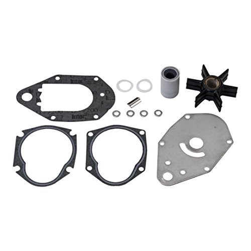 - Quicksilver 19453Q2 Water Pump Impeller Repair Kit - Mercury and Mariner Outboards