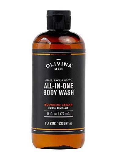 Olivina Bourbon Cedar Fluid Ounce