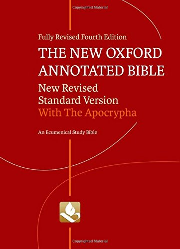The New Oxford Annotated Bible with Apocrypha: New Revised Standard - Garden State Jersey New Mall