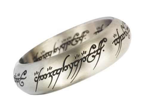 The One Ring - Stainless Steel (10)