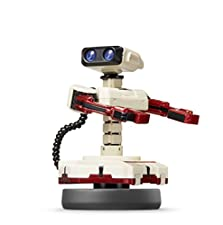 R.O.B. amiibo (Famicom Colours) - Super Smash Series - Wii U Super Smash Bros. Series Edition