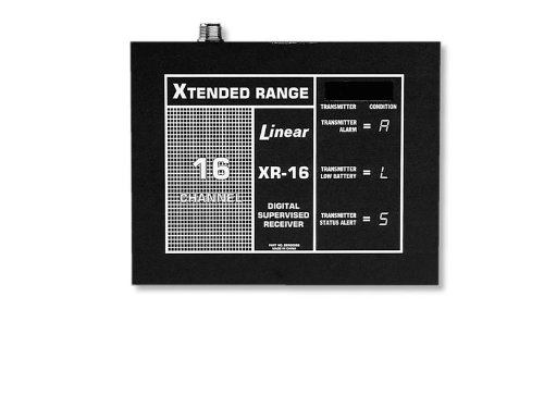 Linear XR-1616-Channel Mid-Range - Antenna Range Mid