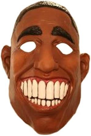 Over The Head Deluxe Barack Obama Vinyl Mask