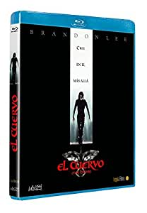 El cuervo (The Crow) [Blu-ray]