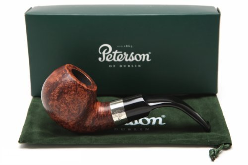 Peterson Aran XL02 Tobacco Pipe Fishtail by Peterson