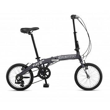Órbita Bicicleta Plegable Flex 16 - Grafito, Gris