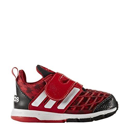 Eu I Unisex Spider Cf escarl ftwbla Ginnastica Adidas Scarpe negbas Rosso – man Marvel 20 Bambini Da 5pqWx8a