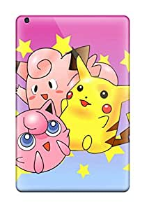 Protection Case For Ipad Mini/mini 2 / Case Cover For Ipad(pokemon)